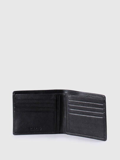 Diesel - NEELA S, Black Leather - Small Wallets - Image 3