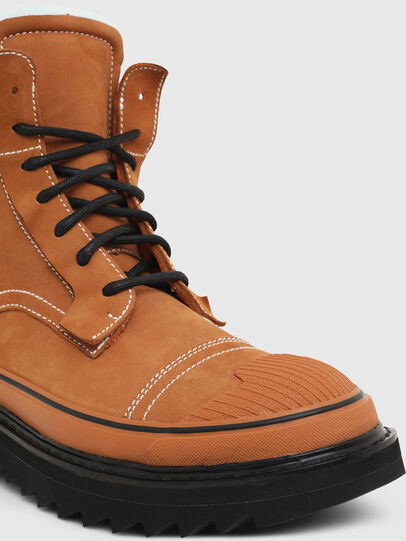 Diesel - H-SHIROKI DBBT, Light Brown - Boots - Image 5