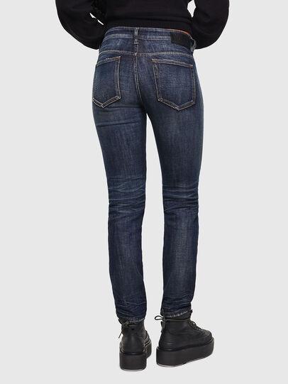 Diesel - D-Rifty 0096U, Dark Blue - Jeans - Image 2