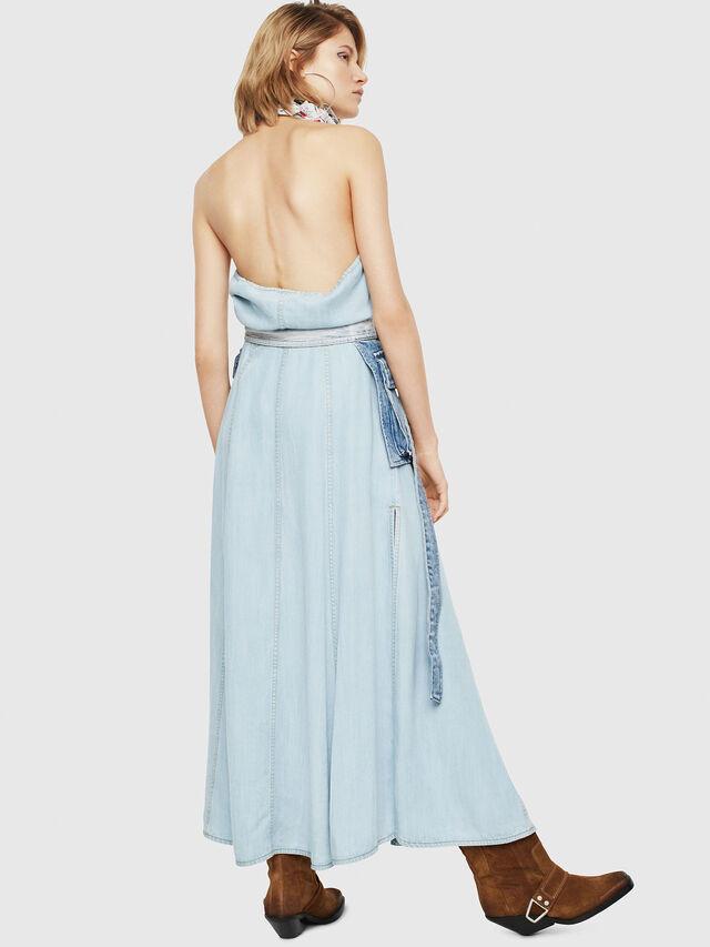 Diesel - DE-POKY, Blue Jeans - Dresses - Image 2