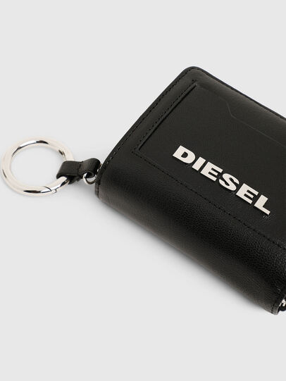 Diesel - OFRIDE, Black - Small Wallets - Image 5