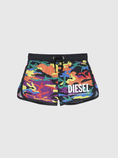 Diesel - MBXREEFRBOW, Multicolor - Beachwear - Image 1