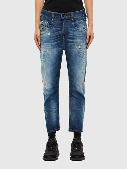 Diesel - Fayza 009LF, Medium blue - Jeans - Image 1