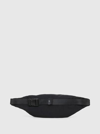 Diesel - BOLD MAXIBELT, Black - Bags - Image 2