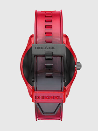 Diesel - DT2019, Red - Smartwatches - Image 2