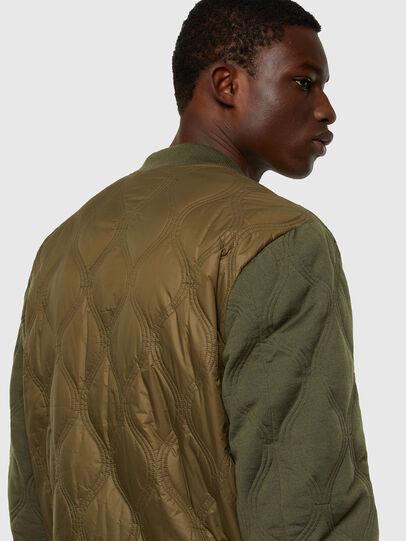 Diesel - K-CHRYSO, Military Green - Knitwear - Image 5