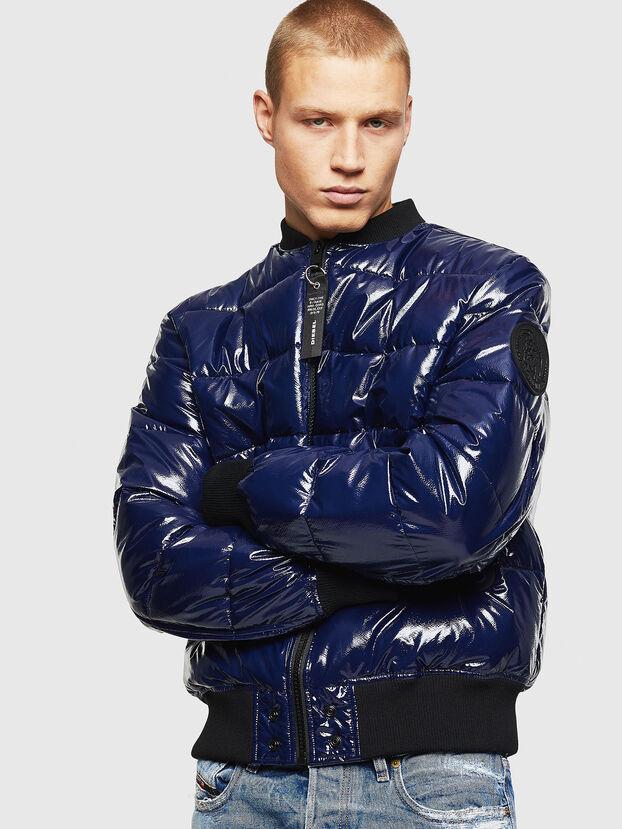 W-ON, Blue - Winter Jackets