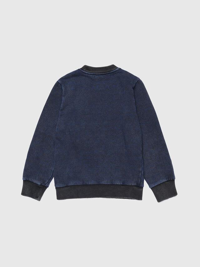 Diesel - STEXAN, Blue - Sweaters - Image 2