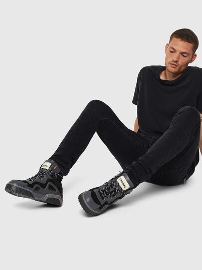 Diesel - S-RUA SP, Dark grey - Sneakers - Image 6