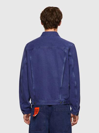 Diesel - D-SFERA-SP, Blue - Denim Jackets - Image 2