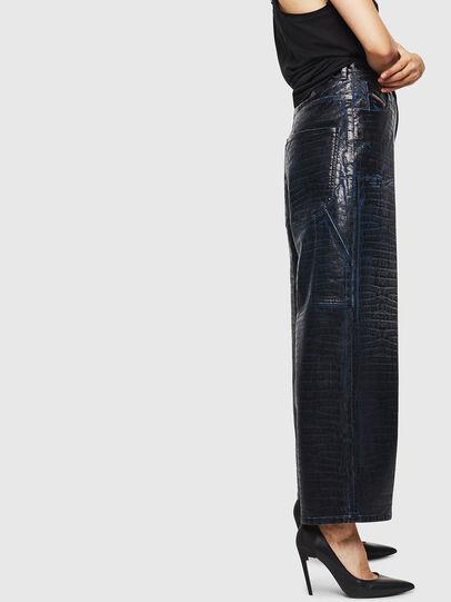 Diesel - D-Luite JoggJeans 0094R, Dark Blue - Jeans - Image 7