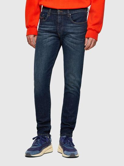 Diesel - D-Strukt 009HN, Dark Blue - Jeans - Image 1