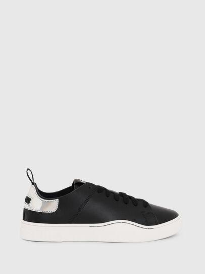 Diesel - S-CLEVER LS W, Black/Silver - Sneakers - Image 1