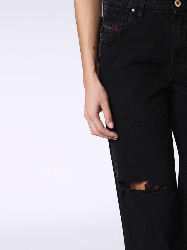 NICLAH 084TB, Black Jeans