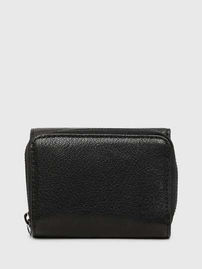 Diesel - SPEJAP, Black/Green - Small Wallets - Image 2