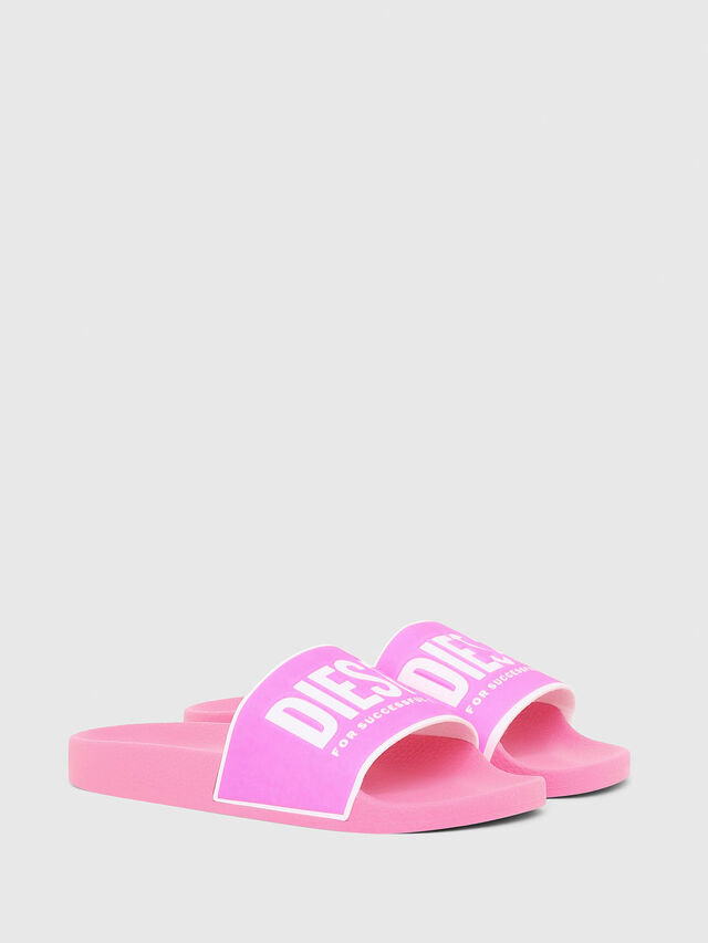 Diesel - SA-VALLA W, Pink - Slippers - Image 2