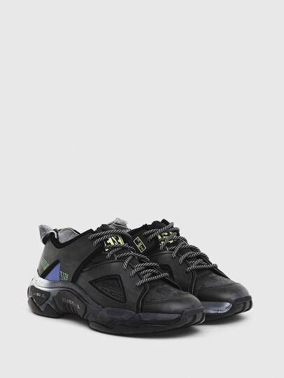 Diesel - S-KIPPER SP, Black - Sneakers - Image 2