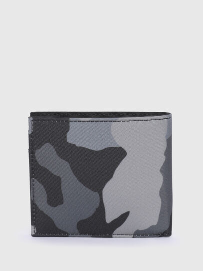 Diesel - HIRESH S, Grey/Black - Small Wallets - Image 2