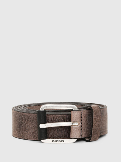Diesel - B-LOG, Light Brown - Belts - Image 1
