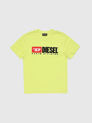 TJUSTDIVISION, Yellow Fluo - T-shirts and Tops