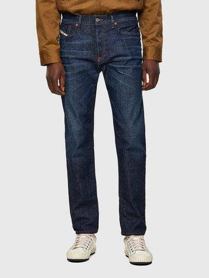 Diesel - D-Fining 09A48, Dark Blue - Jeans - Image 1