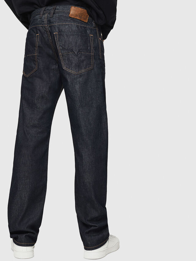 Diesel - Larkee-Relaxed 0088Z, Dark Blue - Jeans - Image 2