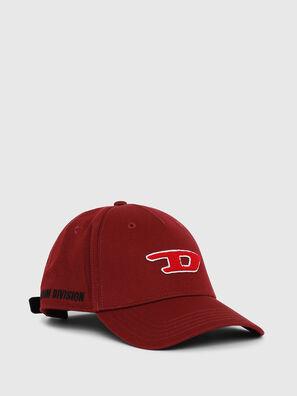 C-DIGRA, Red - Caps
