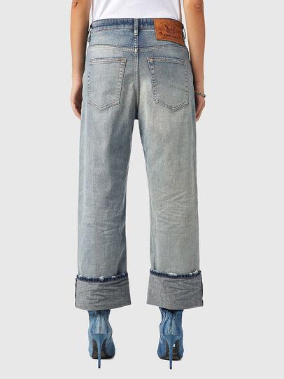 Diesel - D-Reggy 09B11, Light Blue - Jeans - Image 2