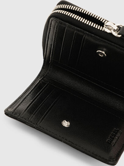 Diesel - OFRIDE, Black - Small Wallets - Image 7