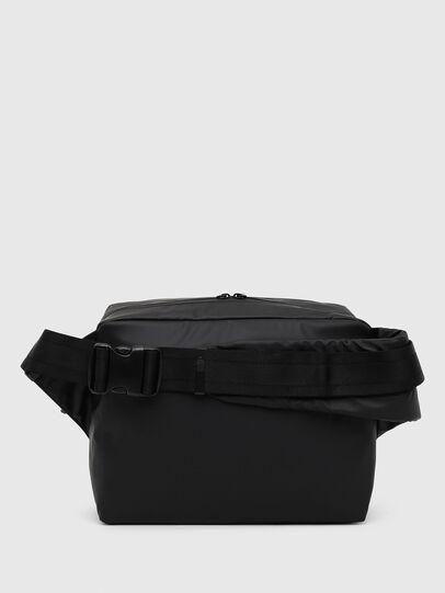Diesel - F-BOLD CROSS II, Black - Travel Bags - Image 2