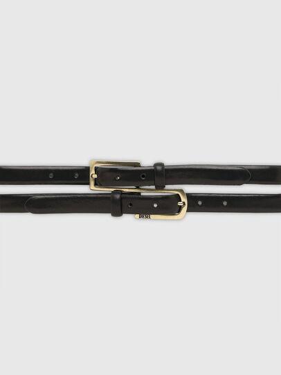 Diesel - B-EXXE, Black - Belts - Image 3