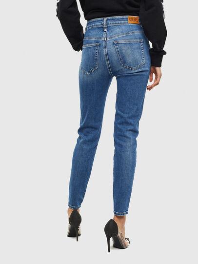 Diesel - Slandy High 009AG, Medium blue - Jeans - Image 2