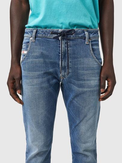 Diesel - Krooley JoggJeans® Z69VK, Medium blue - Jeans - Image 3
