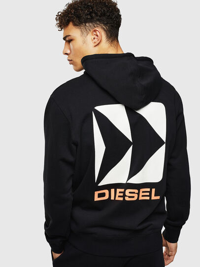 Diesel - BMOWT-BRANDON-Z, Black/White - Out of water - Image 2