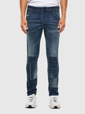 Krooley JoggJeans 069NK, Medium blue - Jeans