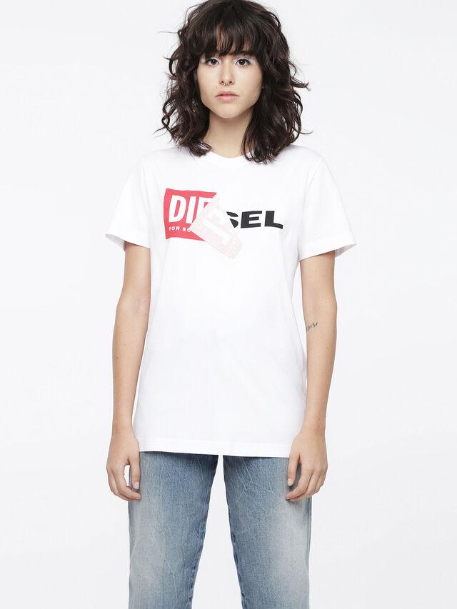 T-DIEGO-QA-FL, White