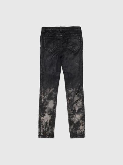Diesel - SKINZEE-LOW-J JOGGJEANS-N, Black/Dark grey - Jeans - Image 2