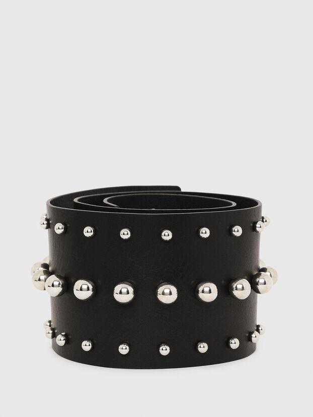 B-MASO, Black - Belts