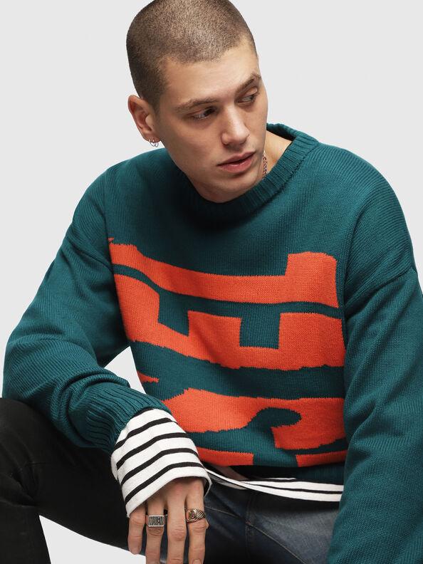 K-LOGOX-A,  - Knitwear