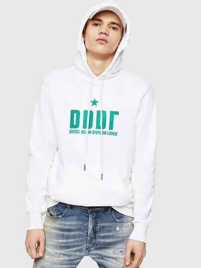 Diesel - S-GIR-HOOD-A1,  - Sweaters - Image 1