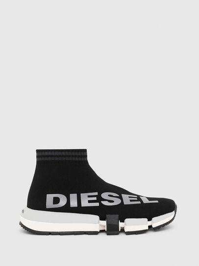 Diesel - H-PADOLA MID SOCK W, Black - Sneakers - Image 1