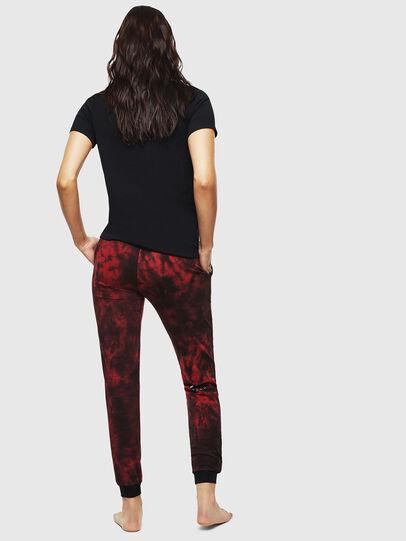 Diesel - UFSET-SILYBYX, Black/Red - Pajamas - Image 2