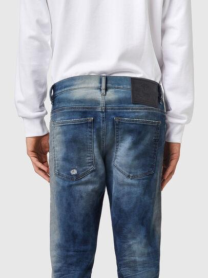Diesel - D-Amny JoggJeans® 069XE, Dark Blue - Jeans - Image 4