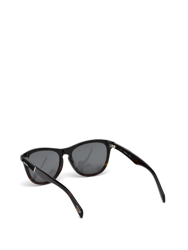 Diesel - DM0192, Dark Blue - Sunglasses - Image 2
