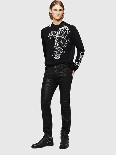 Diesel - KLATO, Black - Knitwear - Image 6