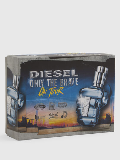 Diesel - ONLY THE BRAVE 75 ML GIFT SET, Azure - Only The Brave - Image 3