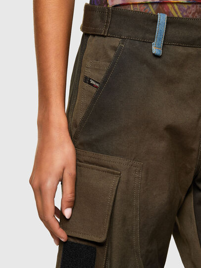 Diesel - P-JANE, Military Green - Pants - Image 3