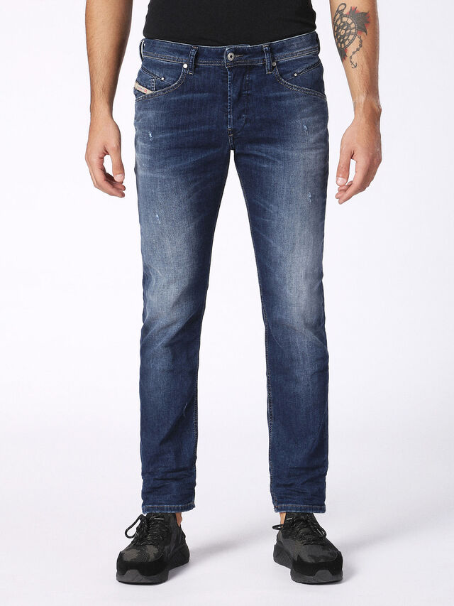 BELTHER 0688A, Blue jeans