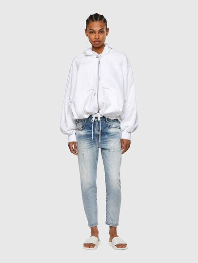 Diesel - Fayza 009TP, Medium blue - Jeans - Image 5