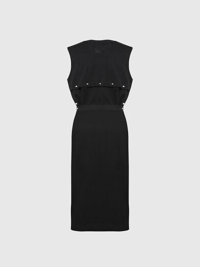 Diesel - D-FAIRY, Black - Dresses - Image 2